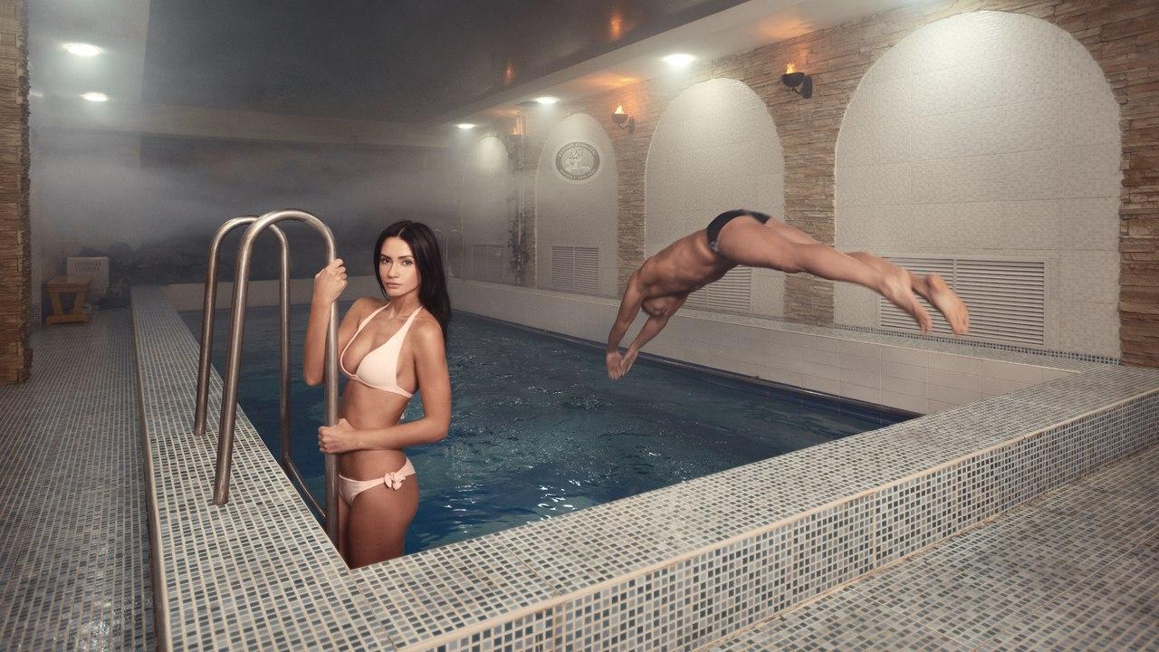 Фото русских в бане 1 фотография